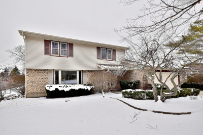Libertyville Single Family Home For Sale: 15150 West Clover Lane