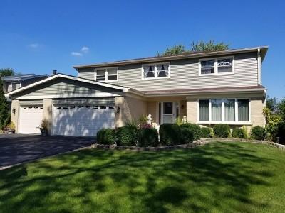 Lake Zurich Single Family Home For Sale: 564 Applegate Lane