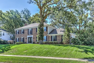 Schaumburg Single Family Home For Sale: 321 Bittersweet Court
