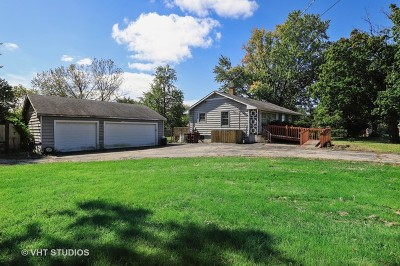 Libertyville Single Family Home Price Change: 15105 West Buckley Road