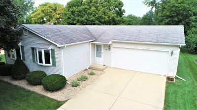 North Aurora Single Family Home New: 605 Cherrywood Drive