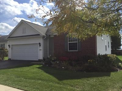Elgin Single Family Home Price Change: 2591 Venetian Lane