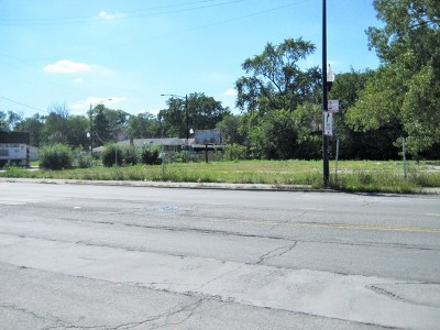 Chicago Residential Lots & Land For Sale: 2000 West 69th Street