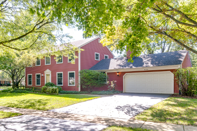 Naperville Single Family Home New: 820 Timber Trail Drive