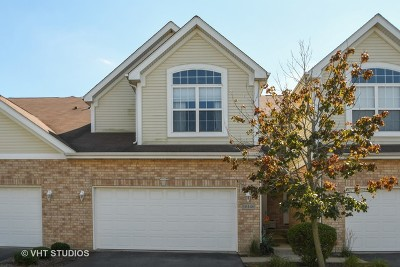 Orland Park Condo/Townhouse For Sale: 16146 Hillcrest Circle