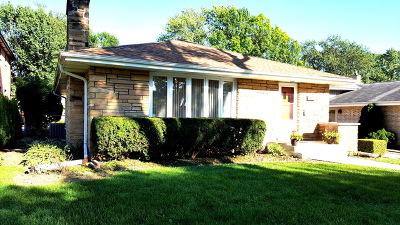 Elmhurst Single Family Home For Sale: 753 South Hawthorne Avenue