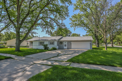 Hoffman Estates Single Family Home For Sale: 770 Alhambra Lane
