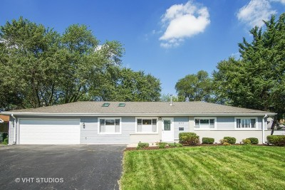 Hoffman Estates Single Family Home New: 370 Newark Lane