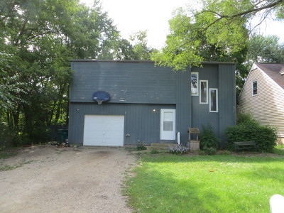 McHenry Single Family Home New: 2505 Baldwin Road