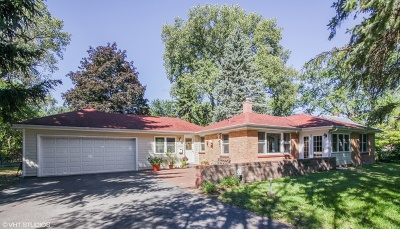 West Chicago Single Family Home Price Change: 1n760 Macqueen Drive
