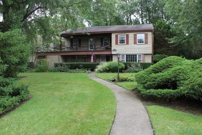 Deerfield Single Family Home For Sale: 1509 Wincanton Drive