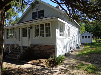 Crystal Lake Single Family Home For Sale: 253 McHenry Avenue