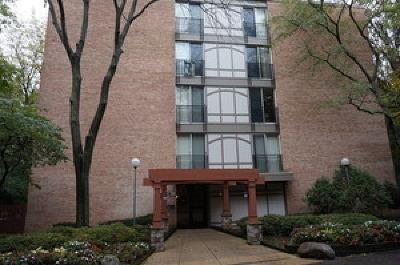 Lisle Rental For Rent: 5800 Oakwood Drive #4B