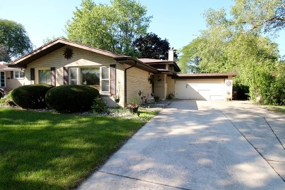 Homewood Single Family Home For Sale: 1500 187th Street