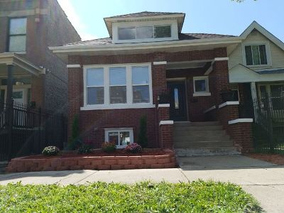 Single Family Home For Sale: 1435 East 71st Place