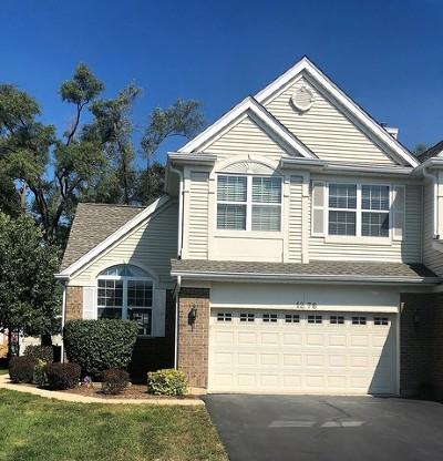 Bartlett Condo/Townhouse For Sale: 1278 Tamarack Drive
