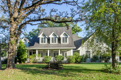 Mc Henry County Single Family Home For Sale: 1318 Behan Road