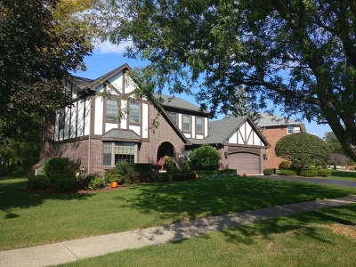 Frankfort Single Family Home For Sale: 118 Grant Avenue
