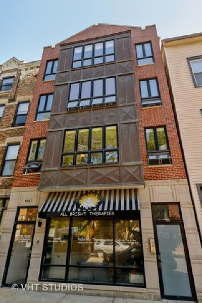 Condo/Townhouse New: 1957 West Dickens Avenue #2