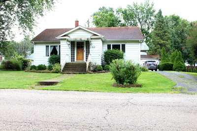 Lockport Single Family Home New: 210 Dell Park Avenue