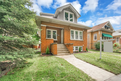 Berwyn Single Family Home For Sale: 2231 Grove Avenue