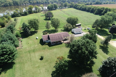 Ogle County Single Family Home For Sale: 4005 North Il Rt 2