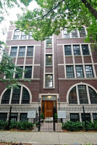 Condo/Townhouse For Sale: 1527 North Hudson Avenue #4N
