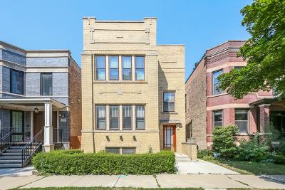 Multi Family Home New: 3722 North Claremont Avenue