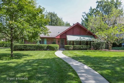 Hinsdale Single Family Home For Sale: 110 The Lane