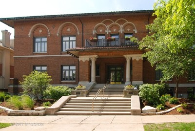 Oak Park Condo/Townhouse For Sale: 721 Ontario Street #106