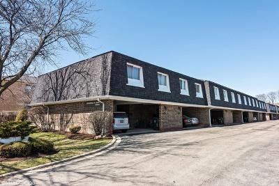 Condo/Townhouse New: 2858 West Touhy Avenue #E
