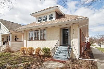 Oak Park Single Family Home New: 949 North Taylor Avenue