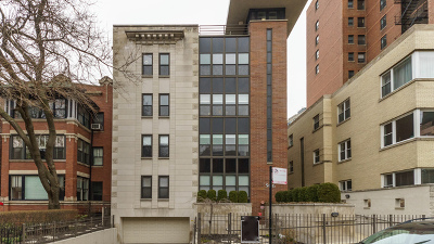 Condo/Townhouse New: 506 West Roscoe Street #202