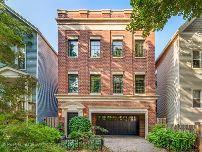 Single Family Home For Sale: 1220 West Wrightwood Avenue