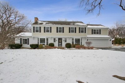 Glenview Single Family Home For Sale: 800 Chatham Road