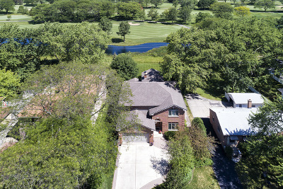 Glenview Single Family Home For Sale: 2734 Central Road