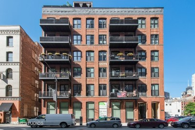Chicago Condo/Townhouse For Sale: 154 West Hubbard Street #503
