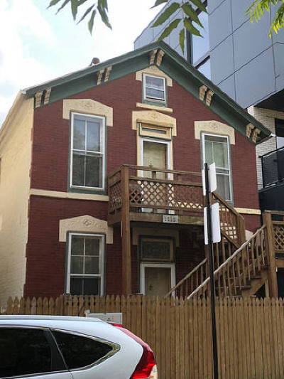 Multi Family Home New: 1535 West Fry Street