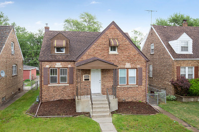 Lansing Single Family Home For Sale: 18045 Ridgewood Avenue