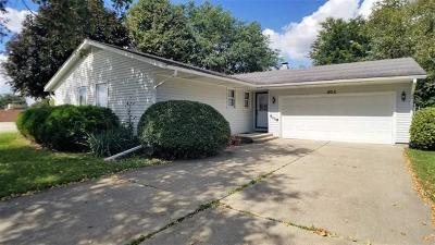 Ogle County Single Family Home New: 602 East Webster Street