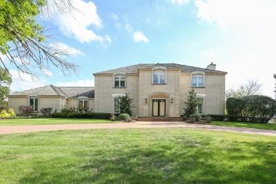 Oak Brook Single Family Home New: 603 Mallard Lane