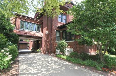 Oak Park Single Family Home New: 929 Fair Oaks Avenue