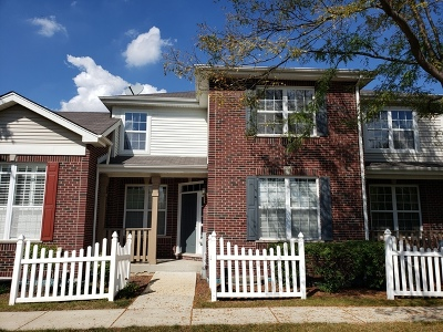 Tinley Park Condo/Townhouse For Sale: 18535 Dearborn Court
