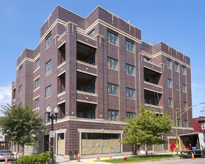 Chicago Condo/Townhouse For Sale: 4802 North Bell Avenue #503