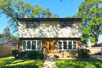 Du Page County Single Family Home For Sale: 90 South Park Boulevard