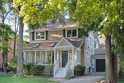 Winnetka Single Family Home For Sale: 1069 Chatfield Road