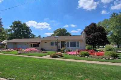 Cary Single Family Home New: 816 Sandra Lane