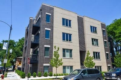 Condo/Townhouse For Sale: 2352 West Winona Street #3E