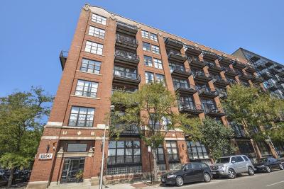 Condo/Townhouse New: 1250 West Van Buren Street #304