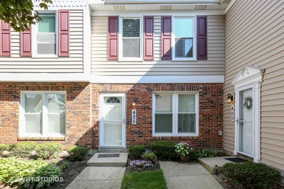 Naperville IL Condo/Townhouse New: $179,900